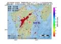 地震震源マップ:2017年02月26日 12時59分 宮崎県北部山沿い M2.6