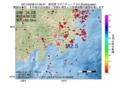 地震震源マップ:2017年02月28日 01時58分 東京湾 M2.5
