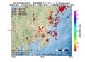 地震震源マップ:2017年02月28日 03時59分 茨城県南部 M3.7