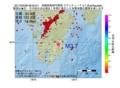 地震震源マップ:2017年02月28日 08時50分 宮崎県南部平野部 M3.7