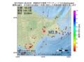 地震震源マップ:2017年03月01日 09時43分 釧路地方中南部 M3.9