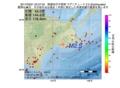 地震震源マップ:2017年03月01日 22時57分 釧路地方中南部 M2.5
