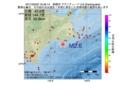 地震震源マップ:2017年03月03日 18時49分 釧路沖 M2.6