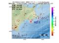 地震震源マップ:2017年03月04日 01時48分 釧路沖 M2.5
