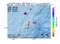 地震震源マップ:2017年03月06日 13時55分 奄美大島近海 M3.1