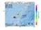 地震震源マップ:2017年03月06日 17時28分 トカラ列島近海 M3.0