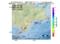 地震震源マップ:2017年03月06日 22時47分 十勝地方中部 M2.5