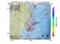 地震震源マップ:2017年03月07日 00時39分 宮城県沖 M3.7
