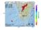 地震震源マップ:2017年03月07日 01時05分 薩摩半島西方沖 M2.9