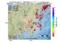 地震震源マップ:2017年03月07日 06時25分 茨城県南部 M2.5