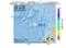 地震震源マップ:2017年03月07日 08時49分 北海道南西沖 M3.2