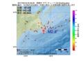 地震震源マップ:2017年03月18日 04時35分 釧路沖 M2.8