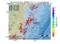 地震震源マップ:2017年03月19日 13時35分 福島県沖 M3.3