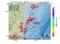 地震震源マップ:2017年03月19日 13時39分 福島県沖 M3.8