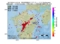 地震震源マップ:2017年03月19日 14時31分 熊本県阿蘇地方 M2.7