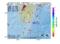 地震震源マップ:2017年03月19日 21時56分 大隅半島東方沖 M2.5