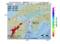 地震震源マップ:2017年03月19日 22時53分 愛媛県南予 M3.5