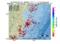 地震震源マップ:2017年03月20日 02時51分 福島県沖 M2.5