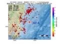 地震震源マップ:2017年03月21日 19時20分 茨城県沖 M2.6