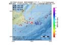 地震震源マップ:2017年03月21日 22時45分 根室半島南東沖 M2.7