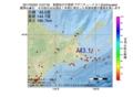 地震震源マップ:2017年03月22日 15時57分 釧路地方中南部 M3.1