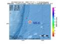 地震震源マップ:2017年03月27日 23時21分 三陸沖 M3.6