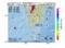 地震震源マップ:2017年03月28日 01時37分 鹿児島県薩摩地方 M2.5