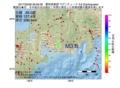 地震震源マップ:2017年03月28日 09時59分 愛知県東部 M3.6