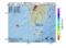 地震震源マップ:2017年04月01日 15時21分 薩摩半島西方沖 M2.9