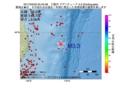 地震震源マップ:2017年04月02日 05時45分 三陸沖 M3.3