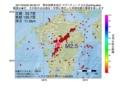 地震震源マップ:2017年04月05日 08時30分 熊本県熊本地方 M2.5