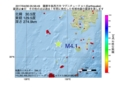 地震震源マップ:2017年04月06日 05時56分 薩摩半島西方沖 M4.1