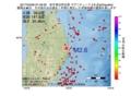 地震震源マップ:2017年04月06日 07時46分 岩手県沿岸北部 M2.6