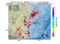 地震震源マップ:2017年04月11日 03時51分 茨城県沖 M3.4