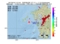 地震震源マップ:2017年04月16日 11時31分 五島列島近海 M2.5