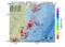 地震震源マップ:2017年04月17日 05時46分 福島県沖 M2.9