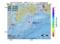 地震震源マップ:2017年04月18日 23時29分 四国沖 M2.7