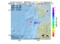 地震震源マップ:2017年04月19日 22時45分 青森県西方沖 M2.7