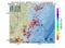 地震震源マップ:2017年04月20日 15時35分 福島県沖 M2.8