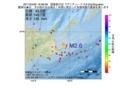地震震源マップ:2017年04月20日 19時36分 国後島付近 M2.6