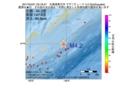 地震震源マップ:2017年04月21日 23時18分 北海道東方沖 M4.2
