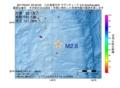 地震震源マップ:2017年04月21日 23時42分 八丈島東方沖 M2.6