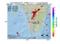 地震震源マップ:2017年04月28日 05時50分 天草灘 M2.8