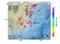 地震震源マップ:2017年04月28日 18時05分 千葉県東方沖 M2.9