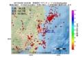 地震震源マップ:2017年04月29日 16時53分 茨城県沖 M2.9