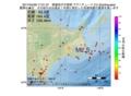 地震震源マップ:2017年04月29日 17時01分 釧路地方中南部 M2.5
