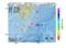 地震震源マップ:2017年04月29日 21時45分 大隅半島東方沖 M2.5