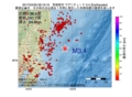 地震震源マップ:2017年04月30日 06時19分 茨城県沖 M3.4