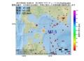 地震震源マップ:2017年05月02日 18時38分 苫小牧沖 M2.5