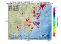 地震震源マップ:2017年05月05日 15時02分 茨城県南部 M2.8